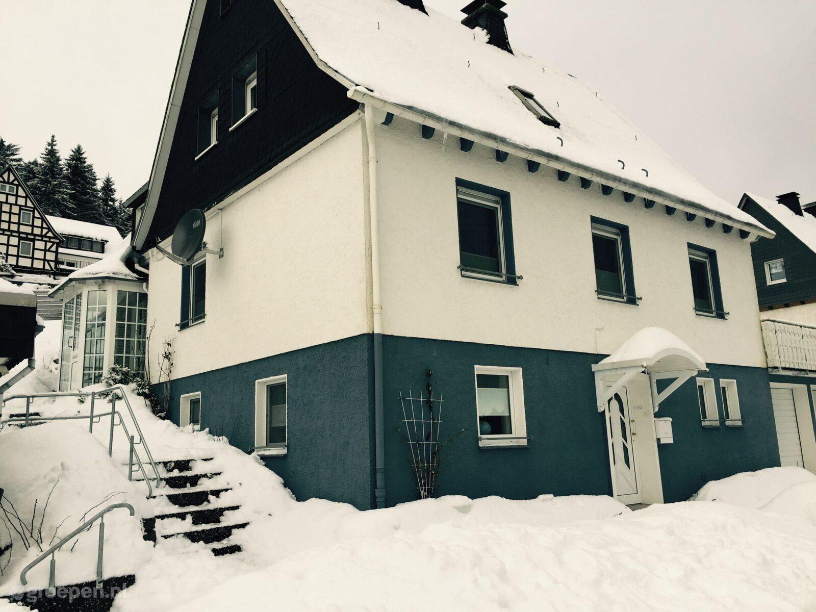 Vakantiehuis Neuastenberg
