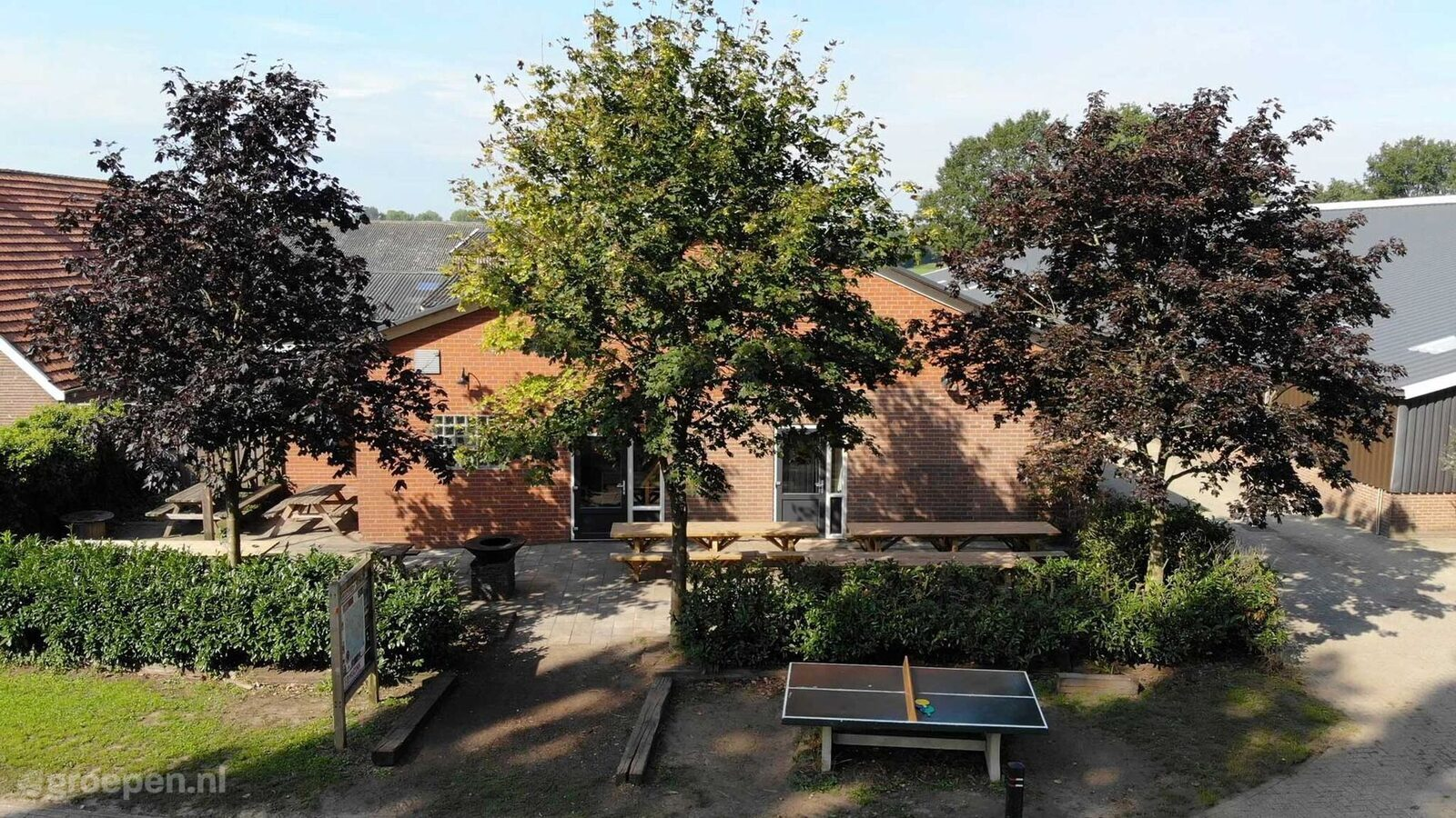 Group accommodation Haaksbergen