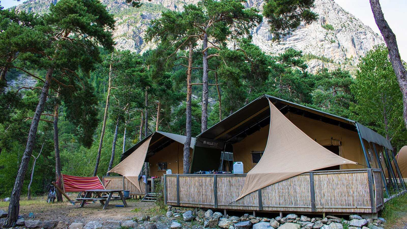 Camping River | Luxe 5 Pers.