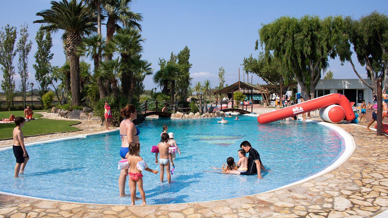 Nautic Almata | Tente de luxe pour 5personnes