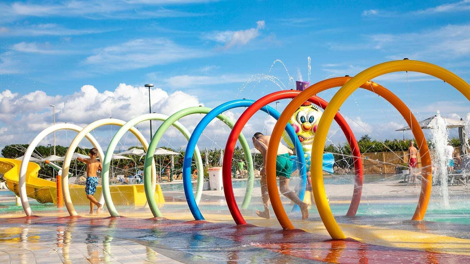 Laguna Blu | Villatent Luxe met sanitair | 5 pers.