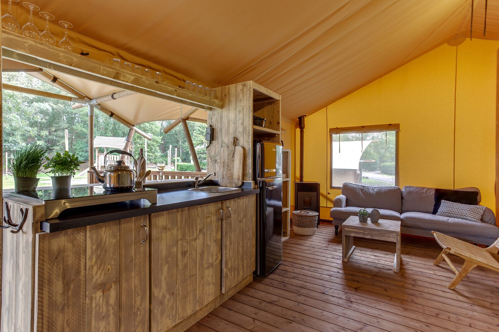 12. Cluster Dune Lodge 5 + 2-person