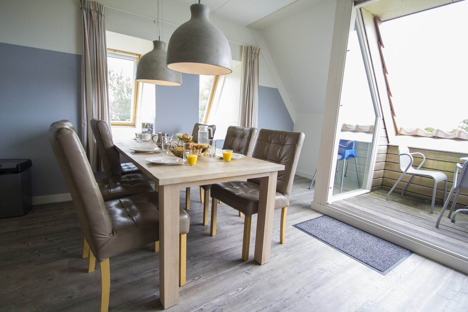DeLuxe Appartement | 4 Volw. + 2 Kind.
