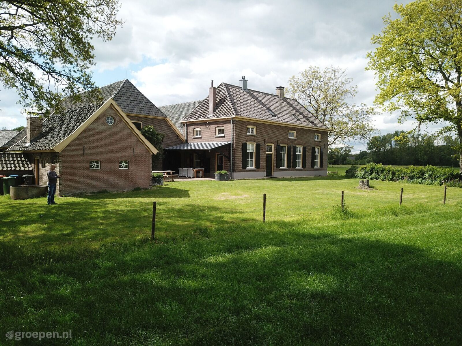 Vakantieboerderij Hoog-Keppel