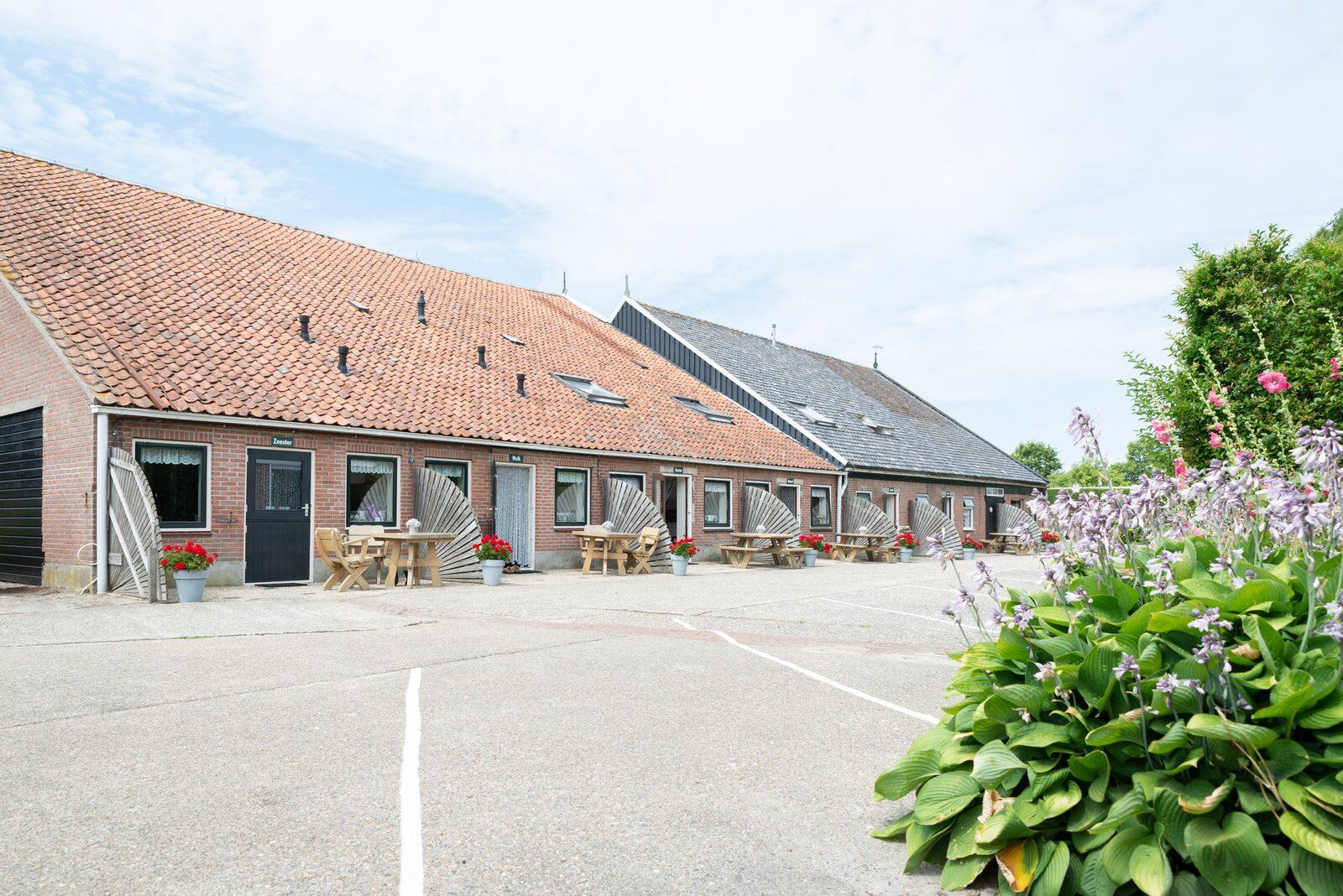 "Vakantiehuis - Lokkershofweg 7 | Noordwelle ""Kreeft, Zeester, Wulk''"