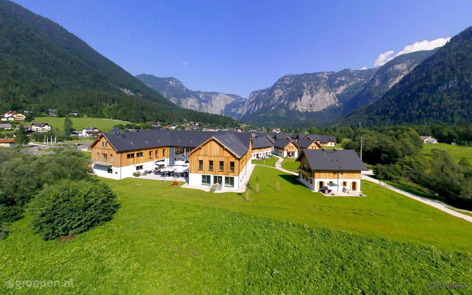 Vakantiehuis Obertraun