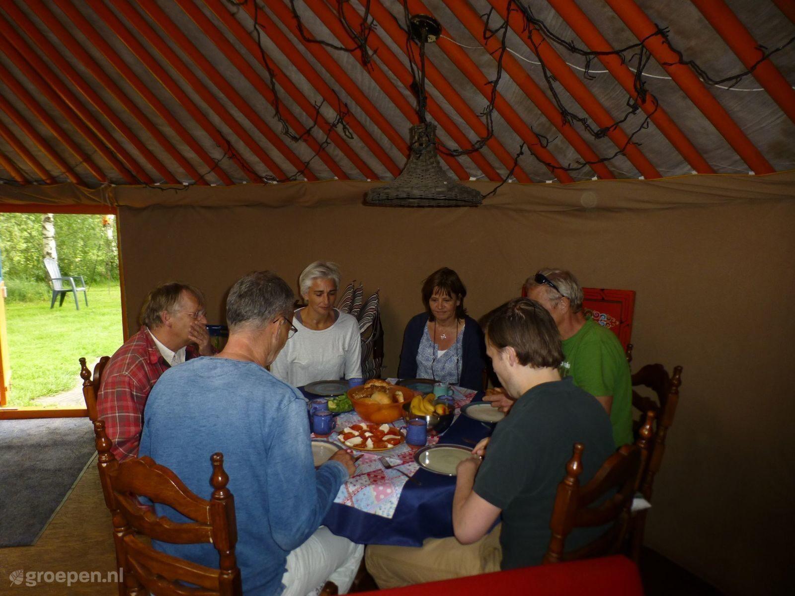 Gruppenunterkunft Appeltern