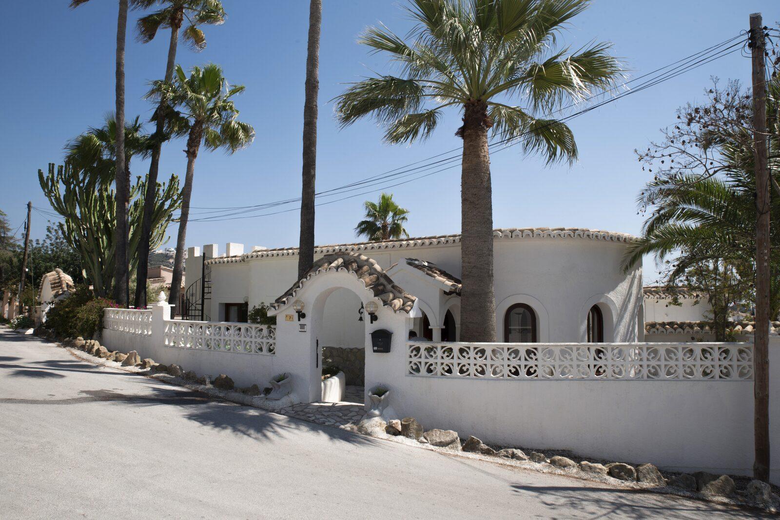 Villa Las Palmeras | 10 personen