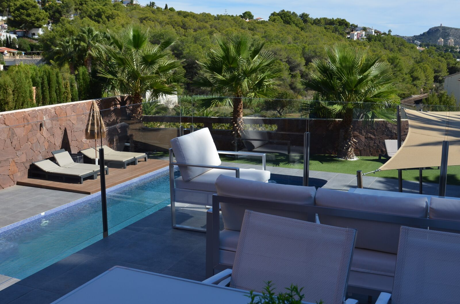 Villa Bella Moraira | 6 personen