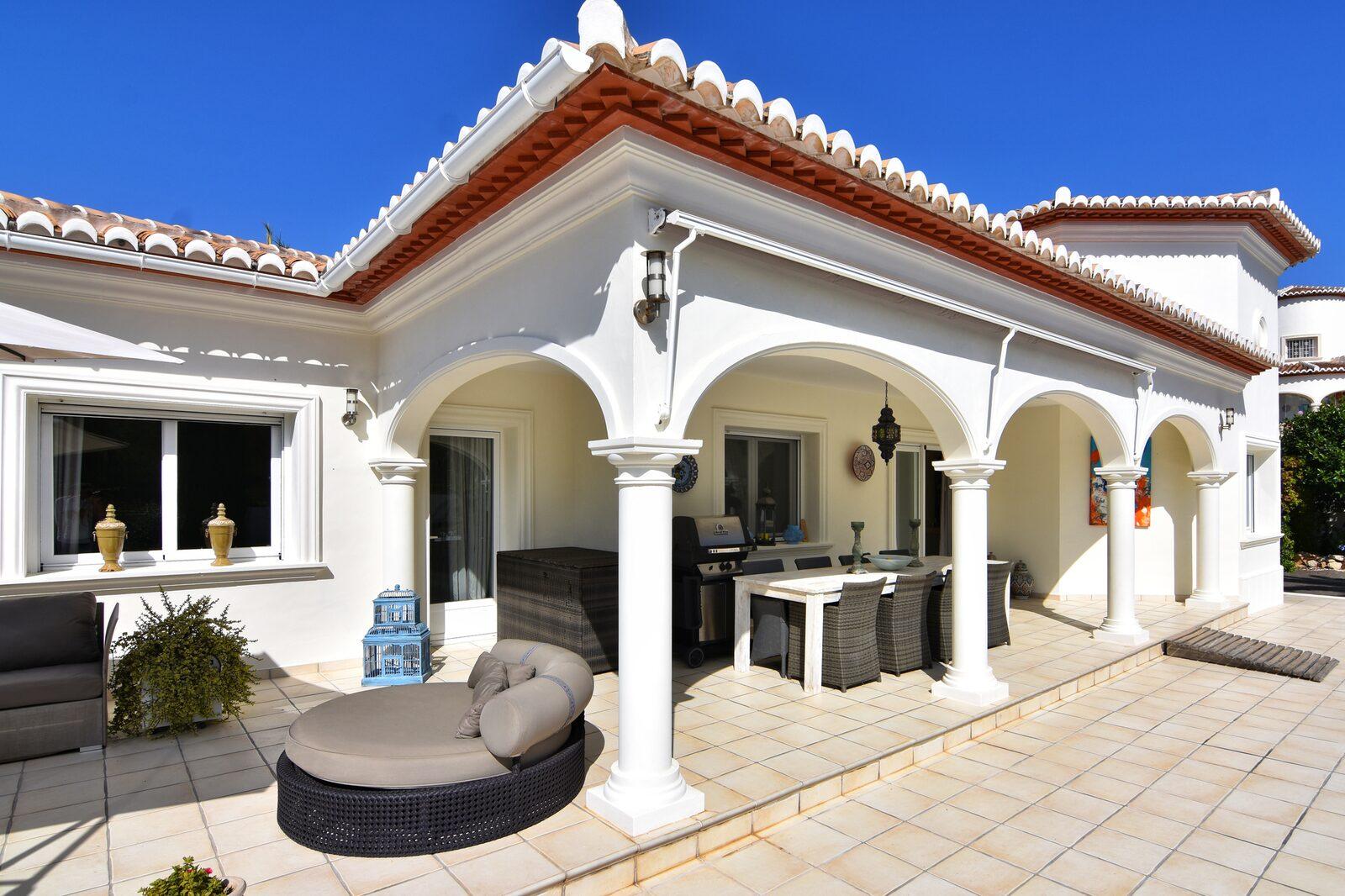 Villa La Palmera Javea | 7 personen