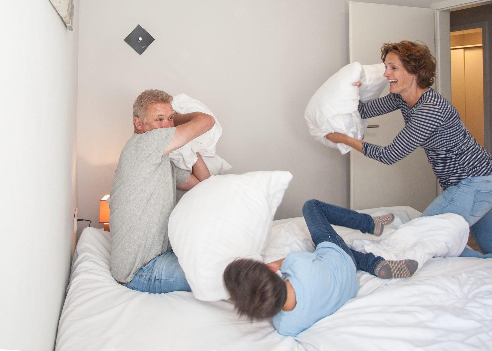 Ferienwohnung(en) - Comfort 8 Personen [2 FeWo's: 1 x 6-Pers. + 1 x 2-Pers.]