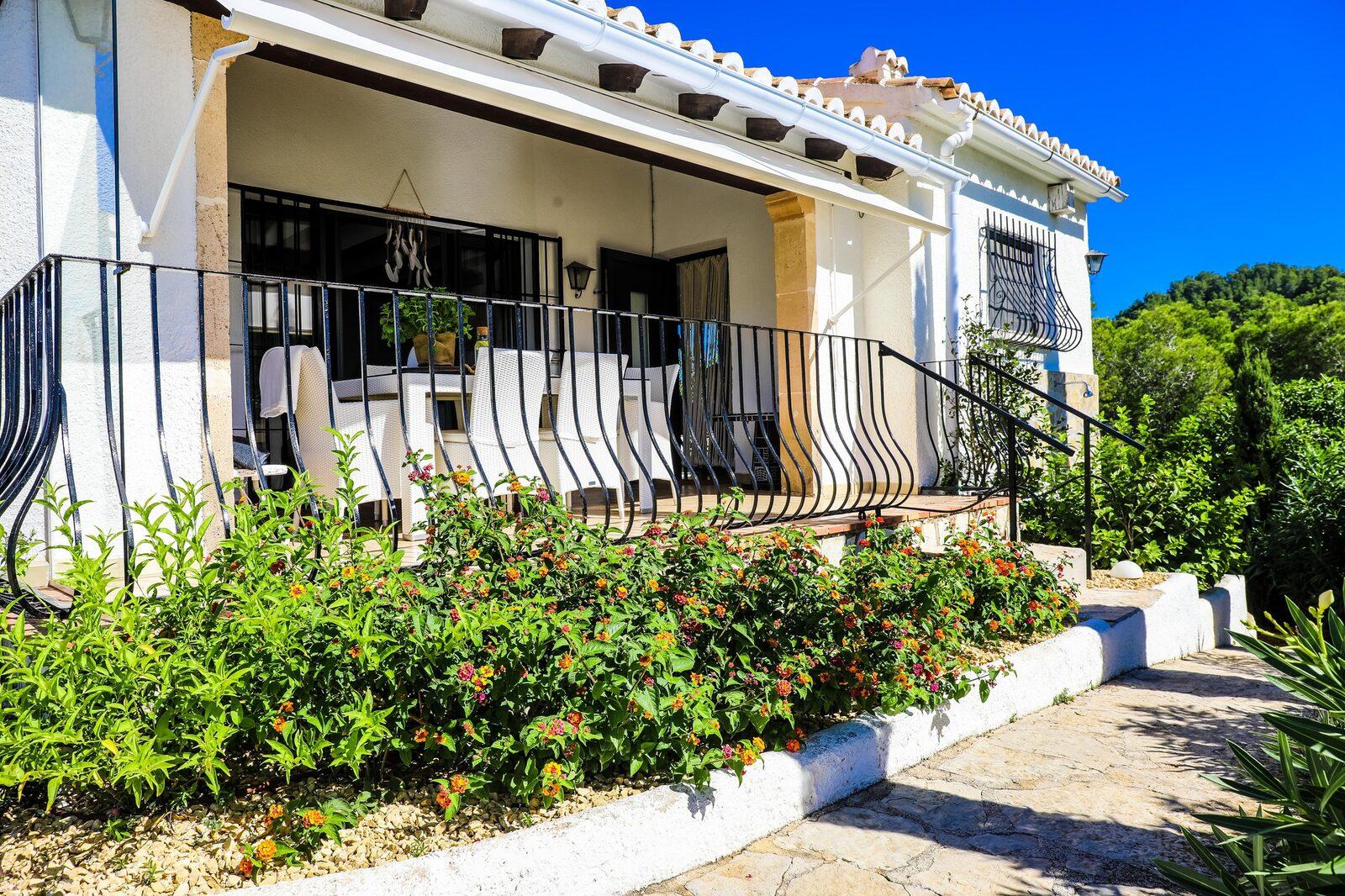 Casa Javea Sol | 6 personen