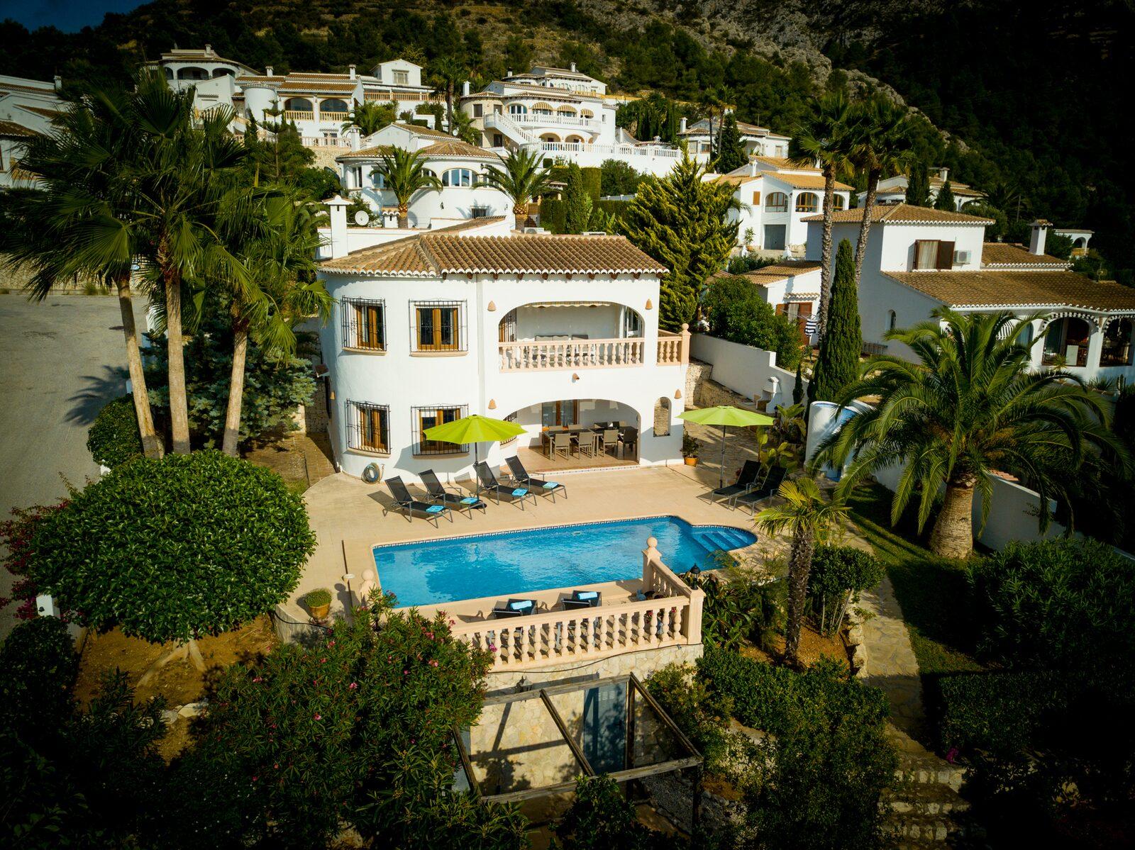 Villa Benitachell | 9 personen