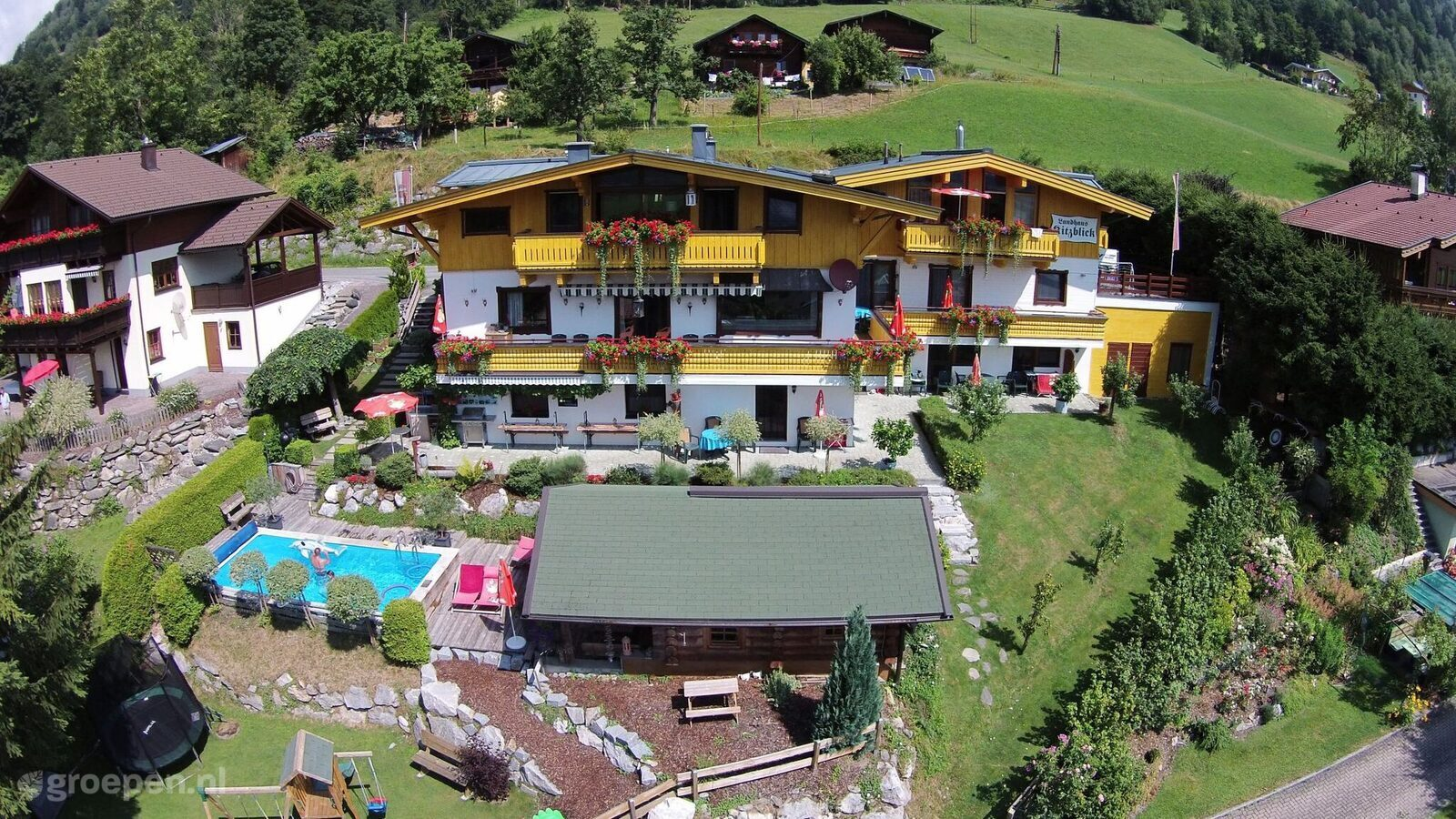 Group accommodation Piesendorf