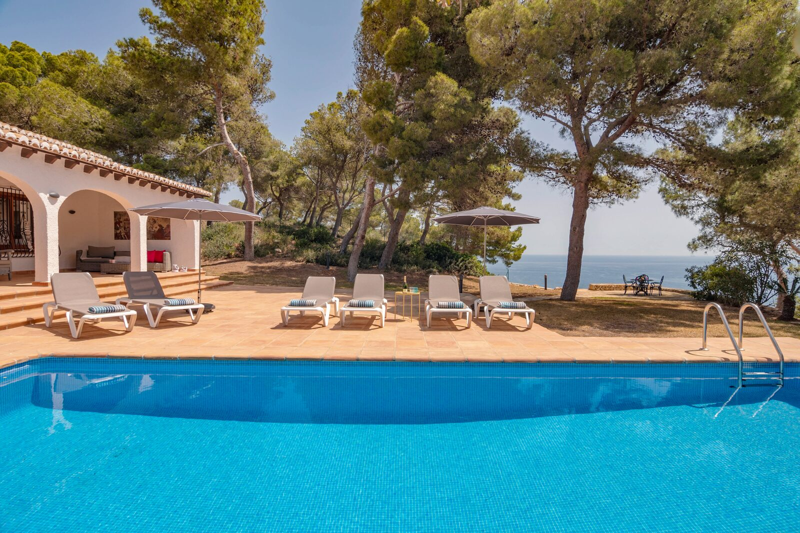 Villa Jardin al Mar | 6 persons