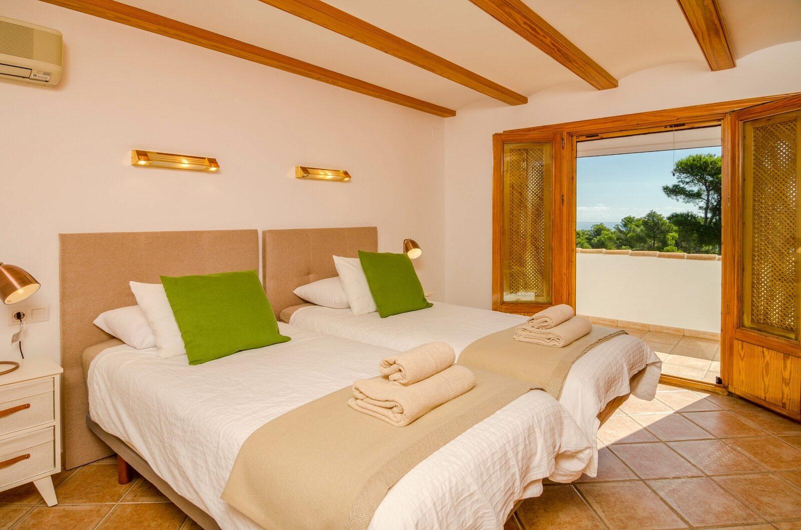 Villa Balcon Al Mar | 8 persons