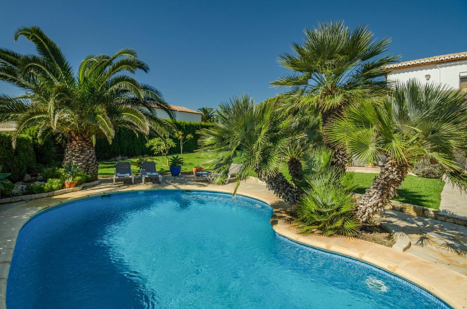Villa Balcon Al Mar | 8 personen