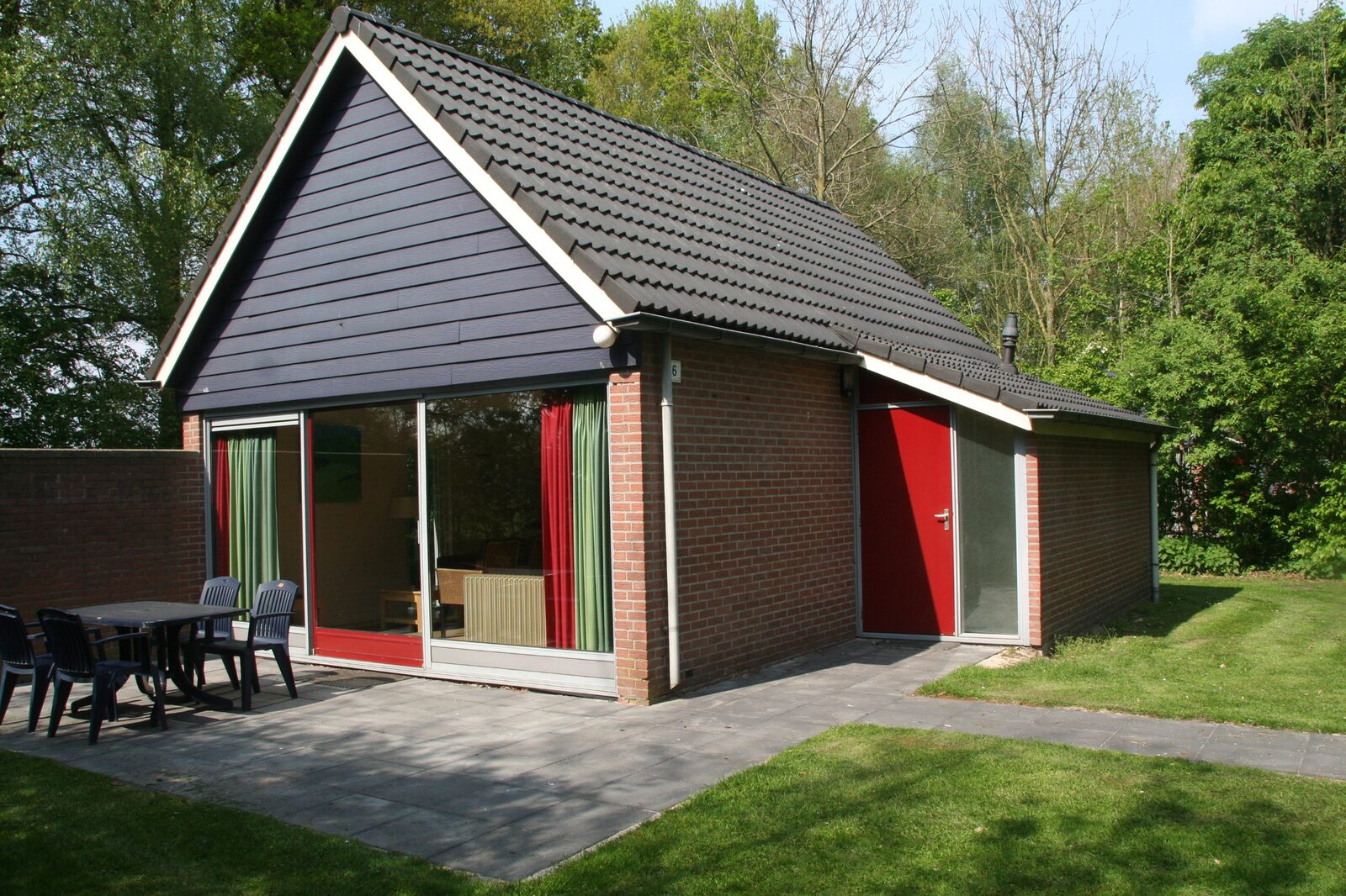 Four-person Bungalow IJssel