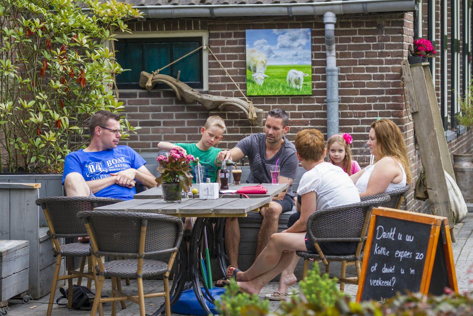 Four-person Bungalow IJssel Comfort