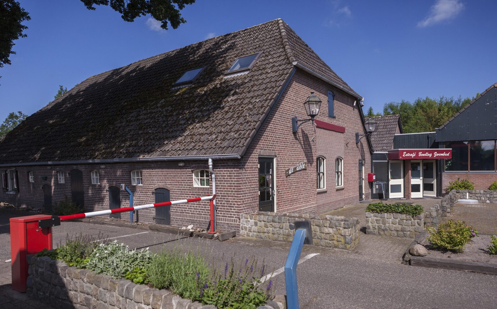 Four-person Bungalow IJssel Comfort (adapted)