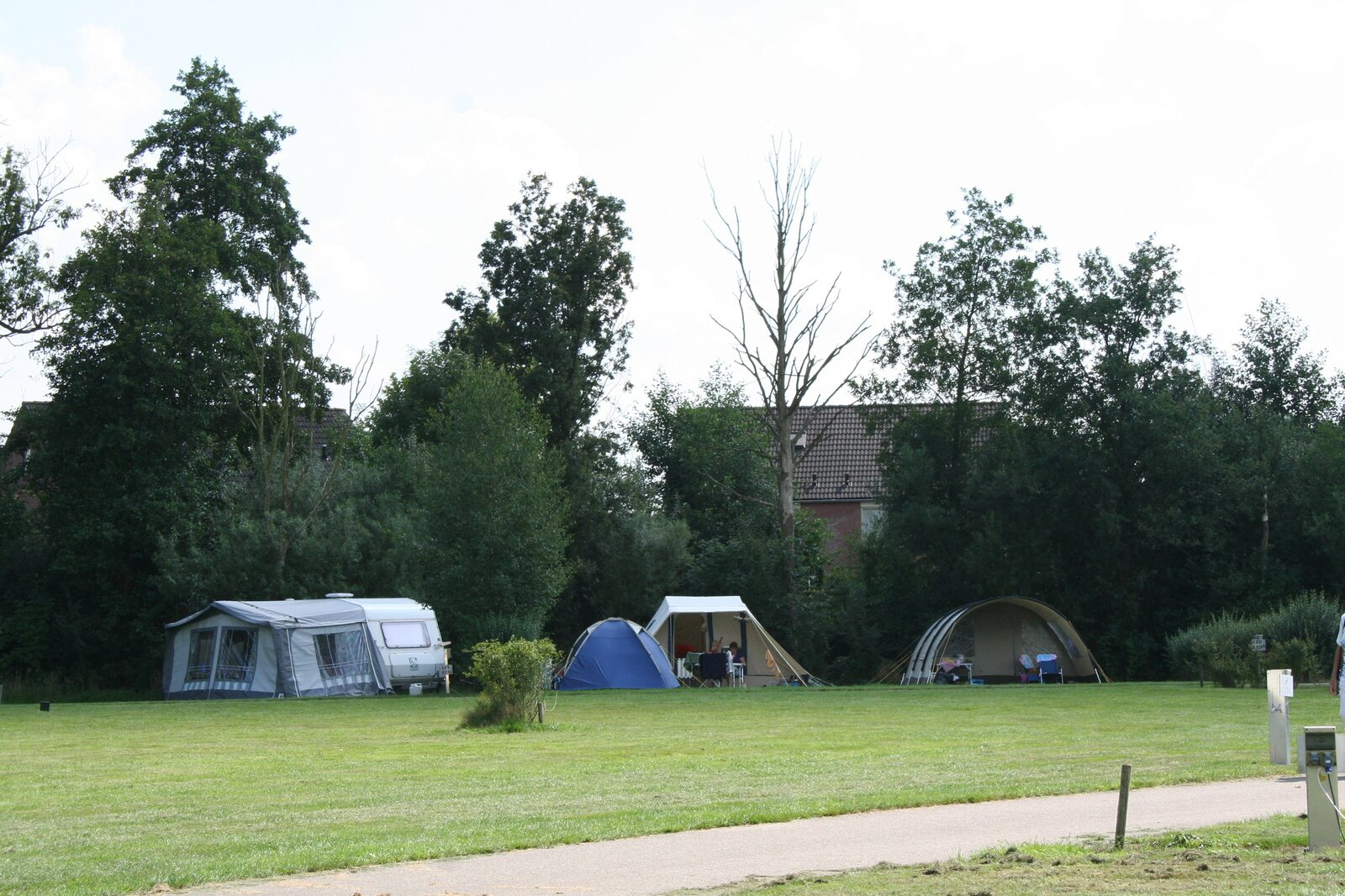 Camping place