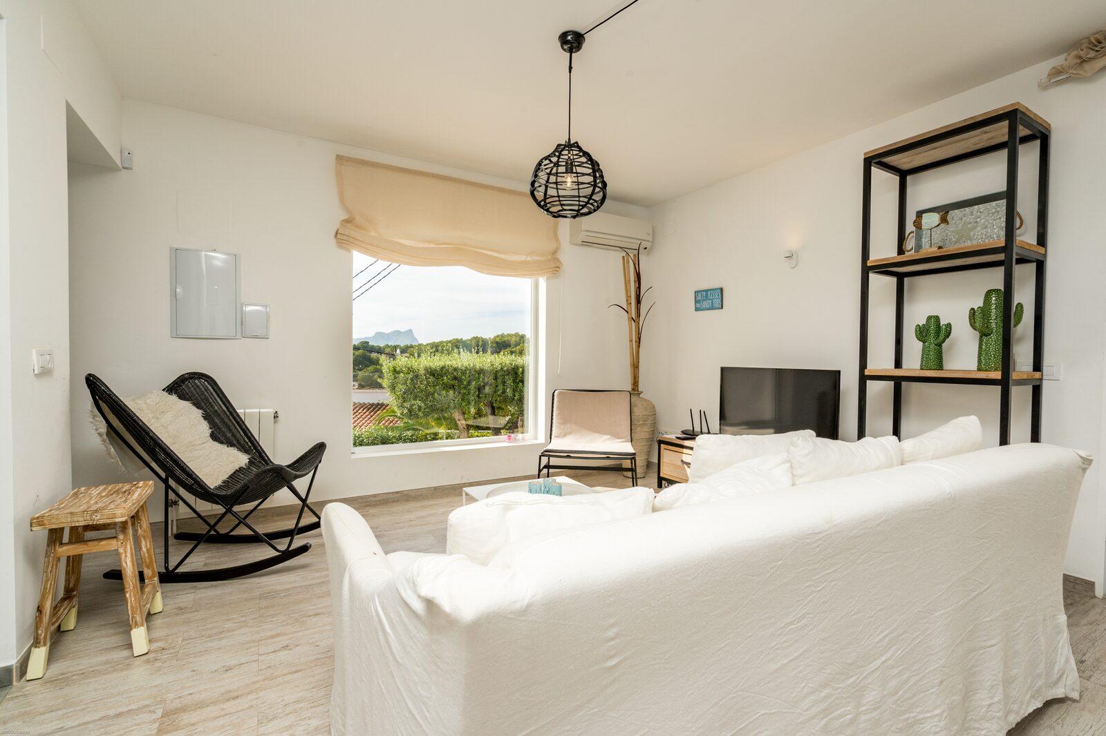 Villa Miramar Benissa | 8 personen