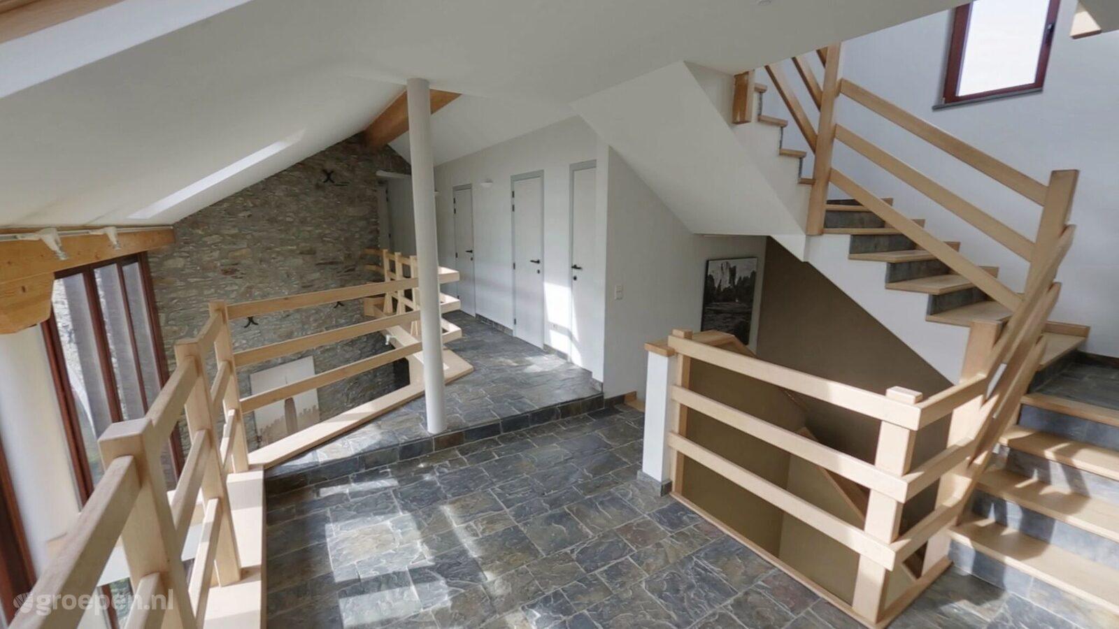 Group accommodation Ortho, La Roche-en-Ardenne