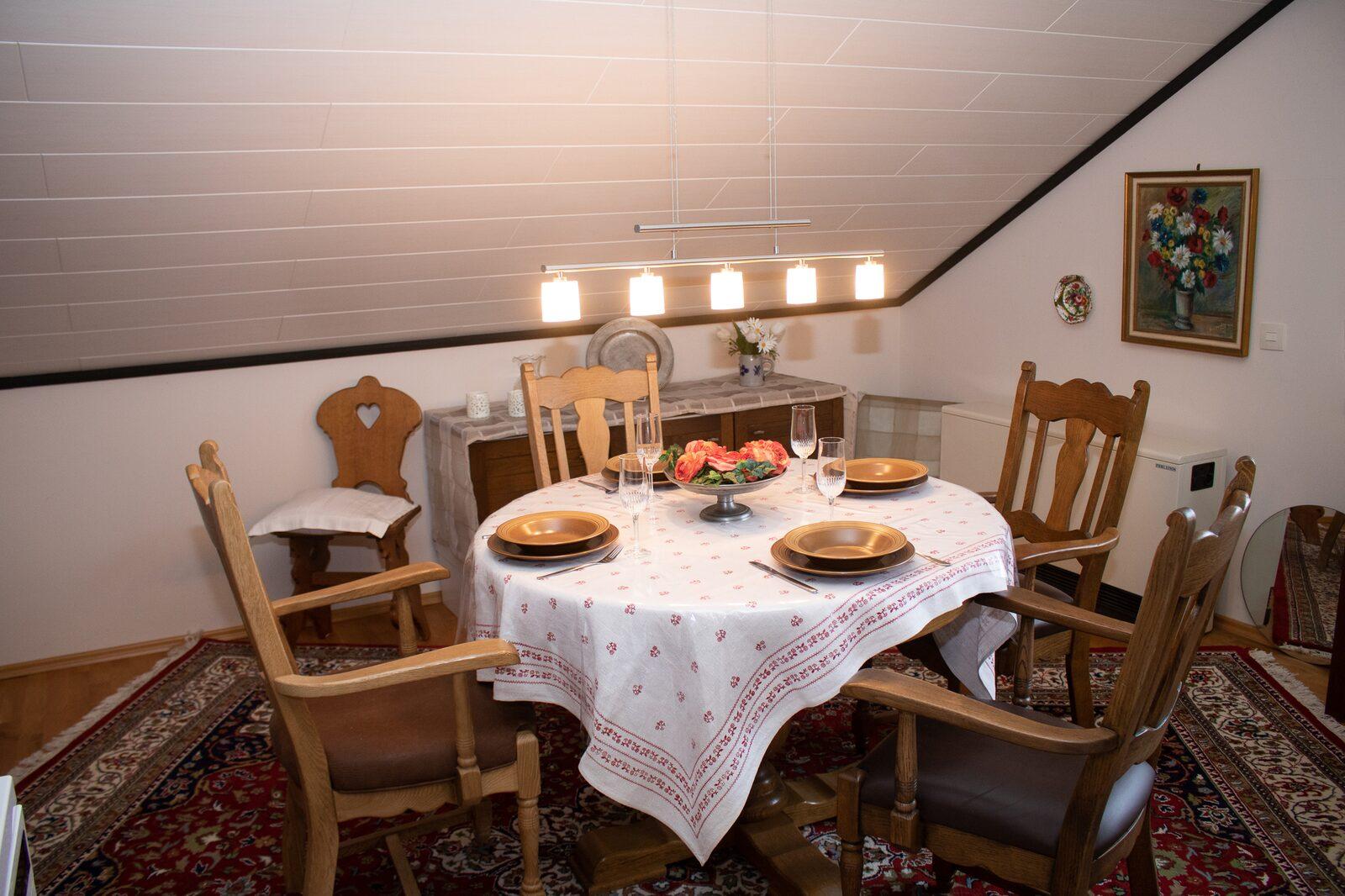 Ferienwohnung - An der Drift 7a | Nordenau