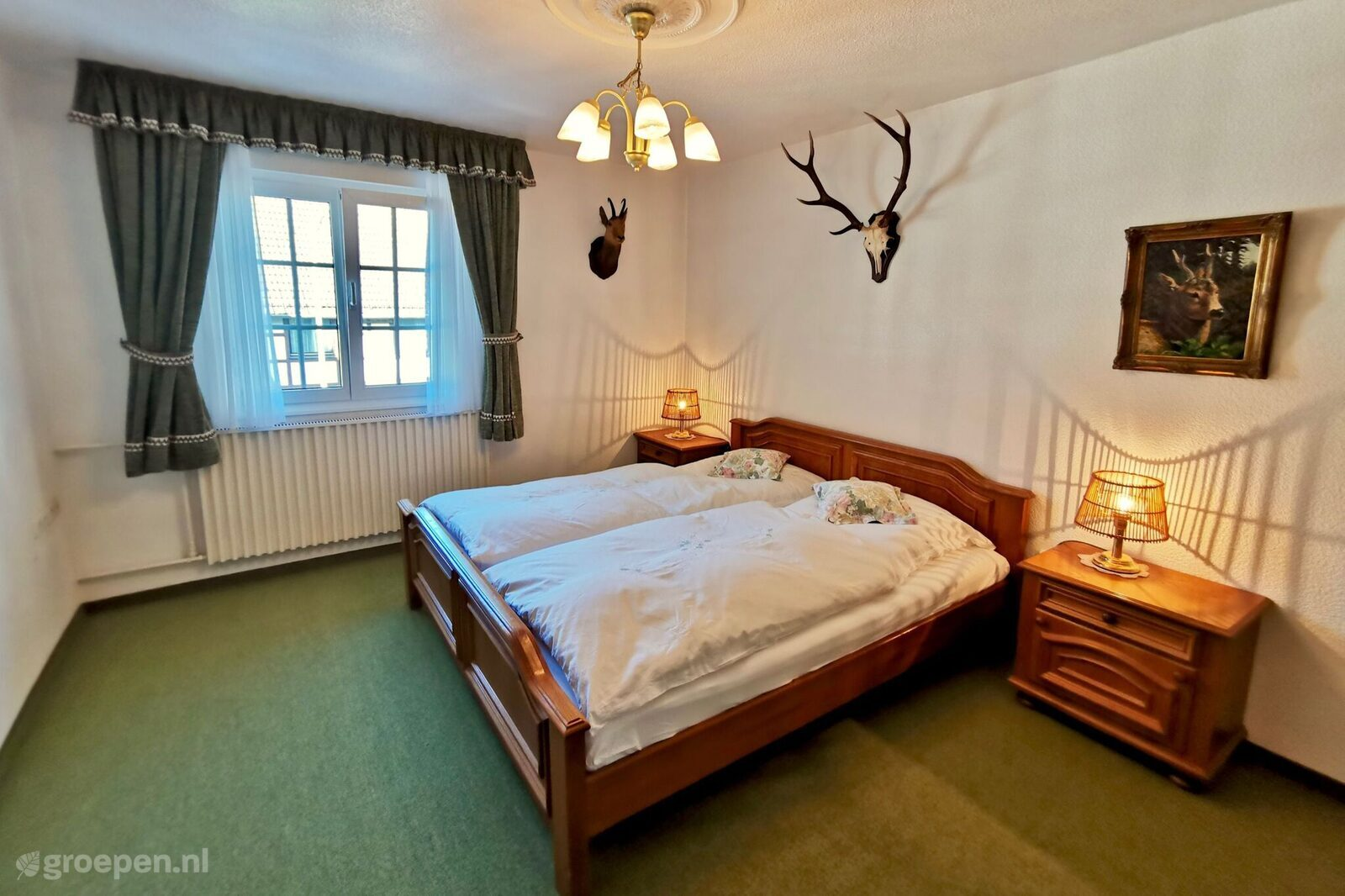Group accommodation Rurberg
