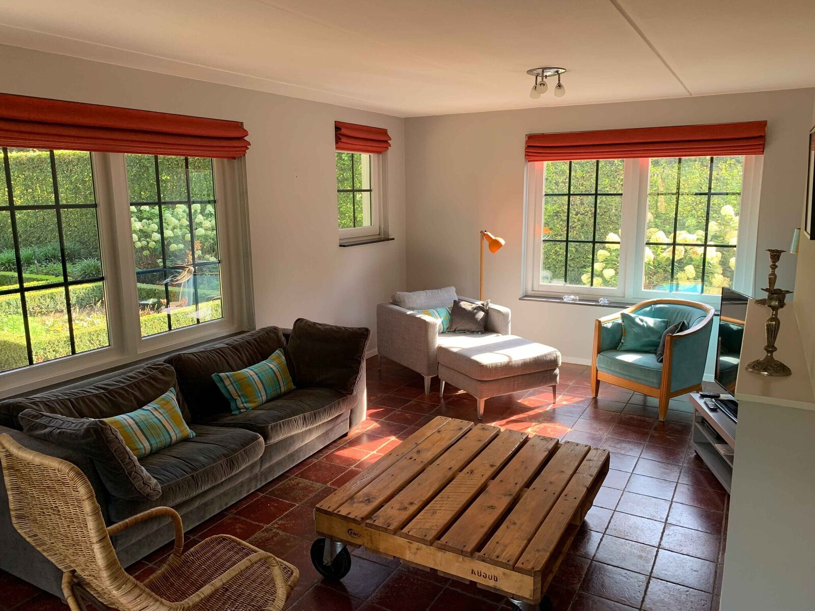 Villa Komfort 6 Personen