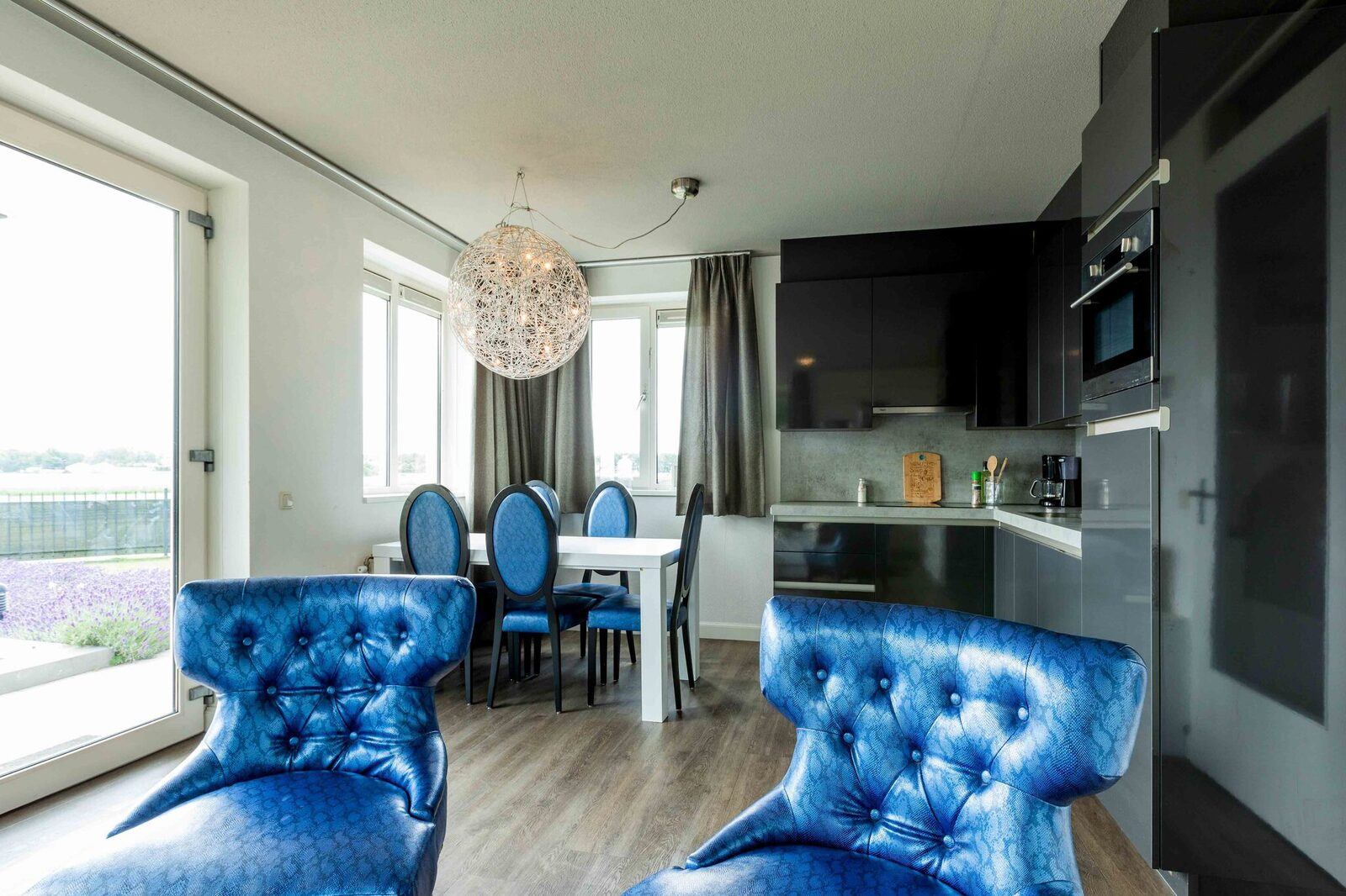Appartement grand luxe 5 personnes