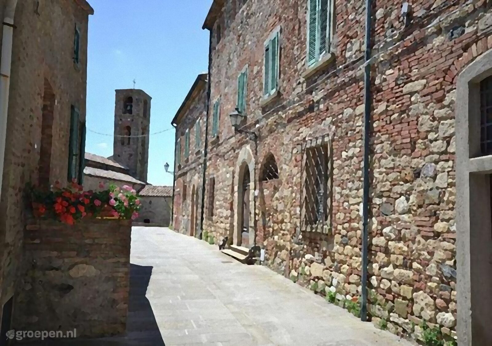 Villa Montecastelli Pisano