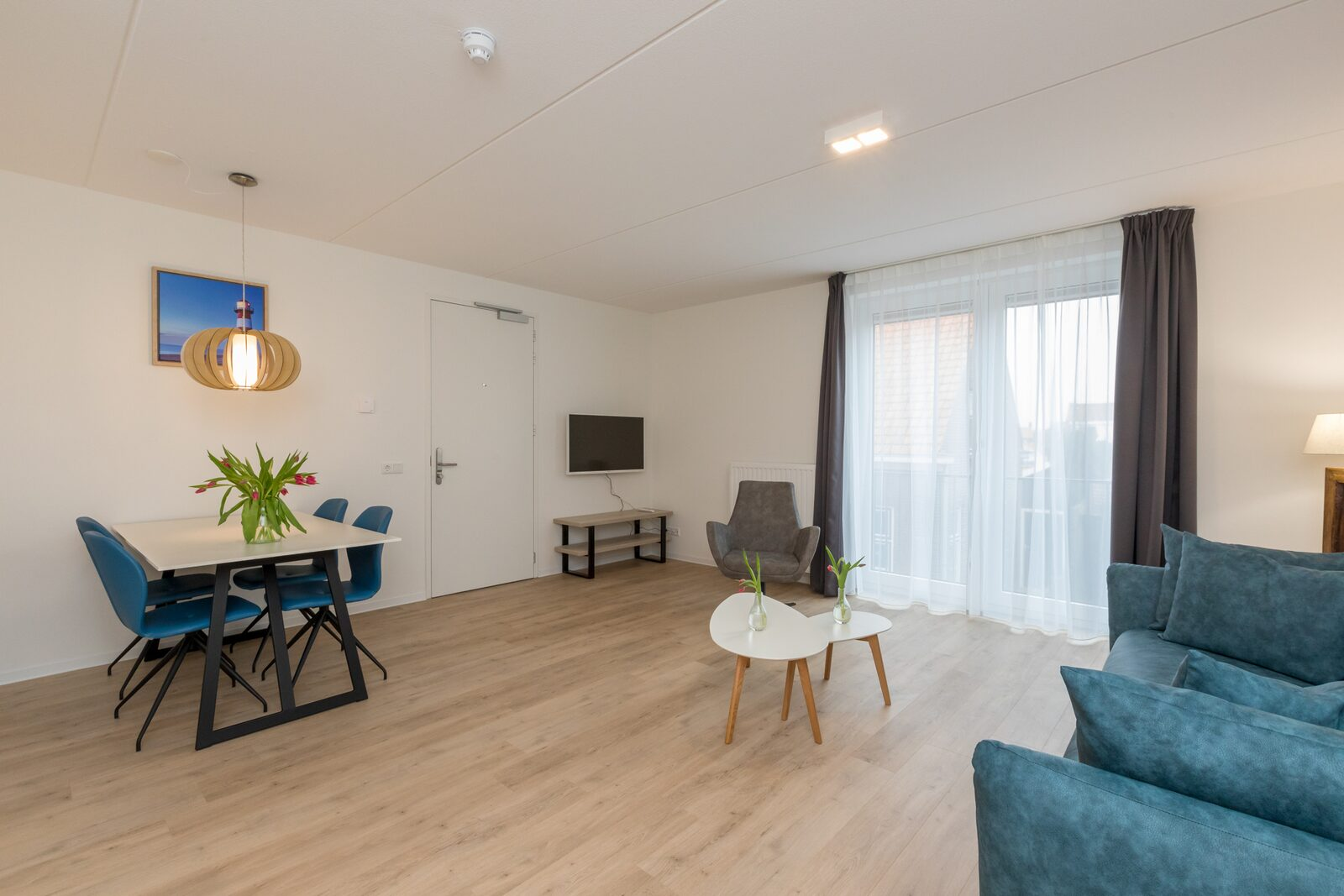 Luxury 3-person apartment | Zoutelande