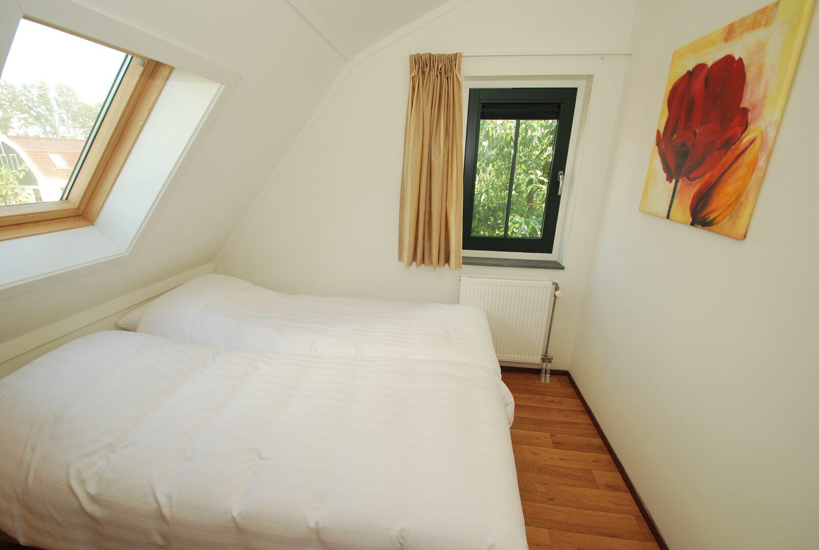 Koningshoeve 4 personen met 2 slaapkamers