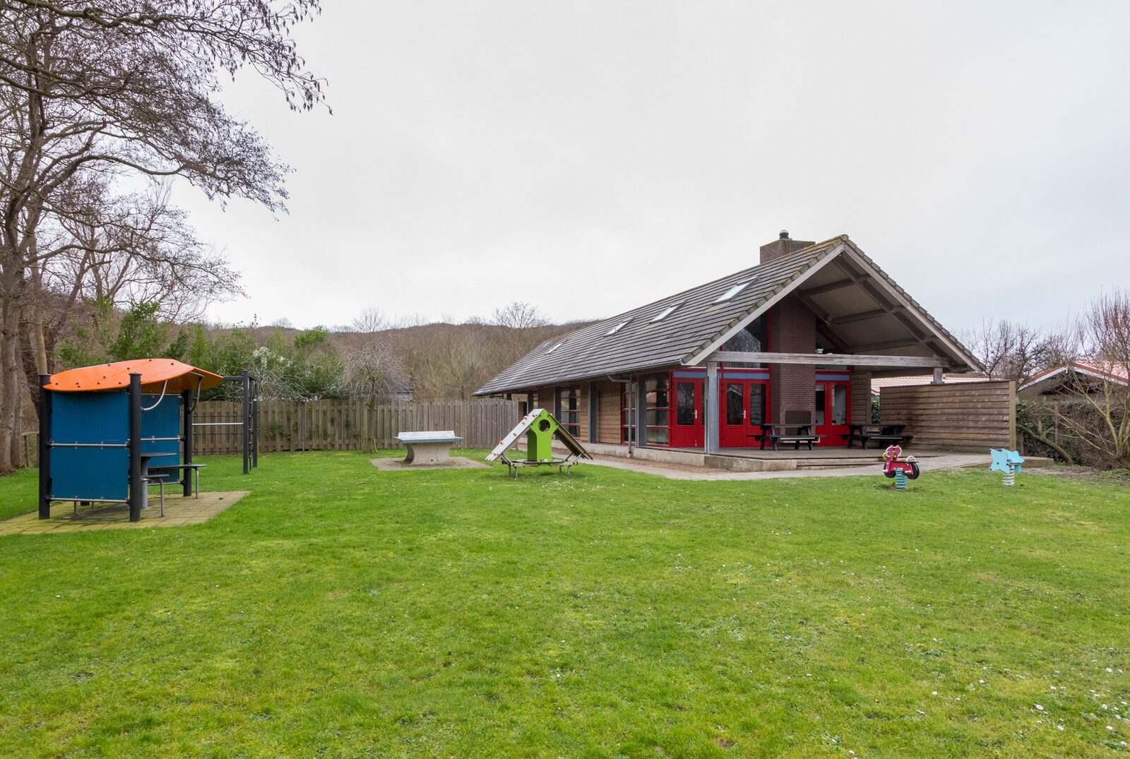 Holidayhouse - Duinweg 135 | Zoutelande 'Zonnevylle'