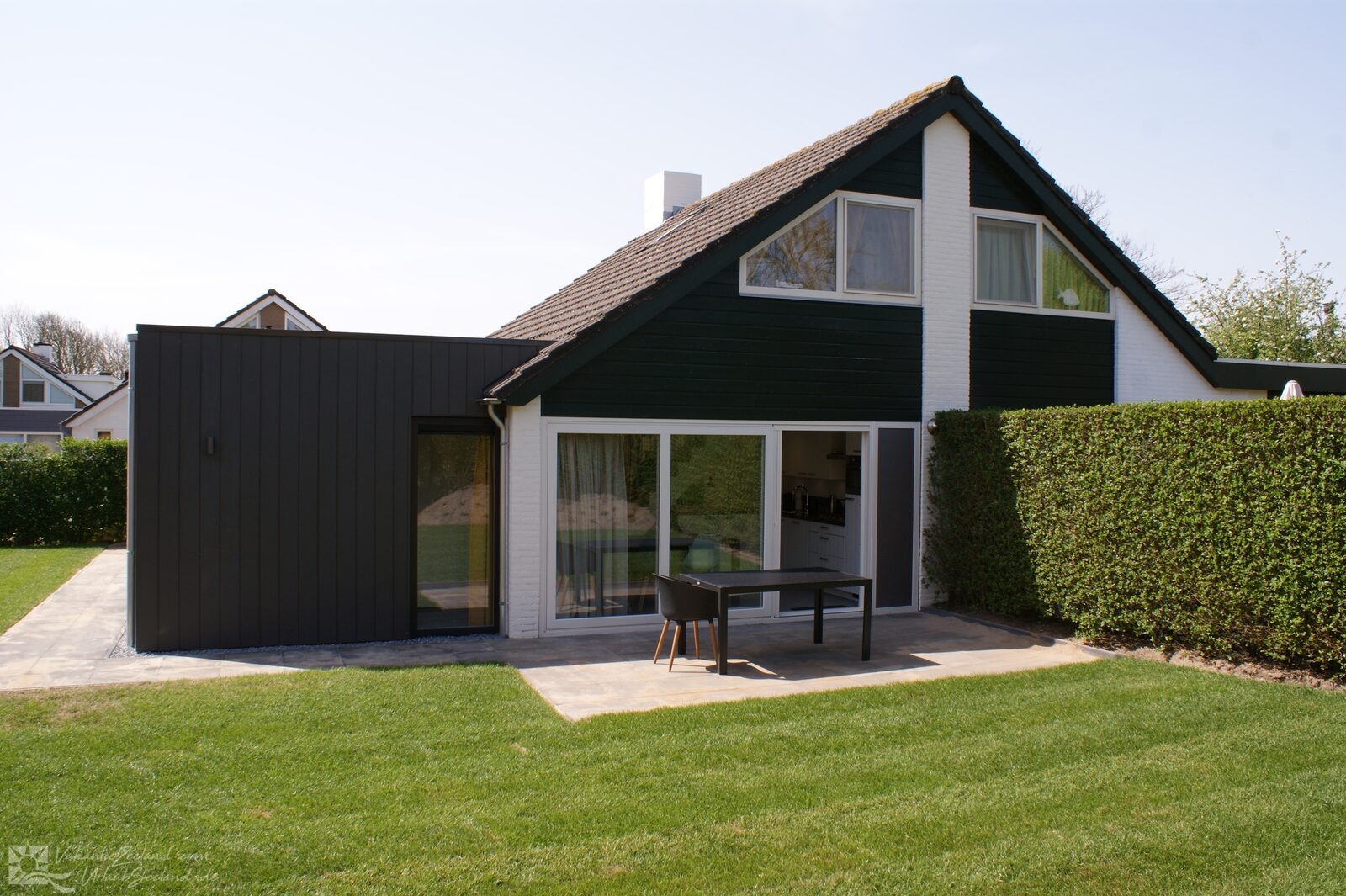 VZ335 Holiday bungalow Cadzand