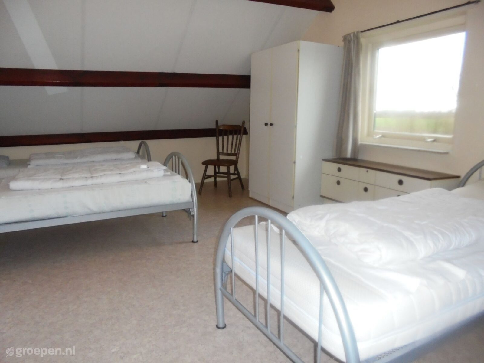 Group accommodation Koudekerke