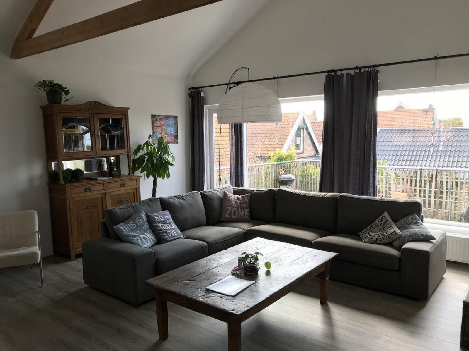 Holiday-appartement - Brouwerijstraat 3 | Groede