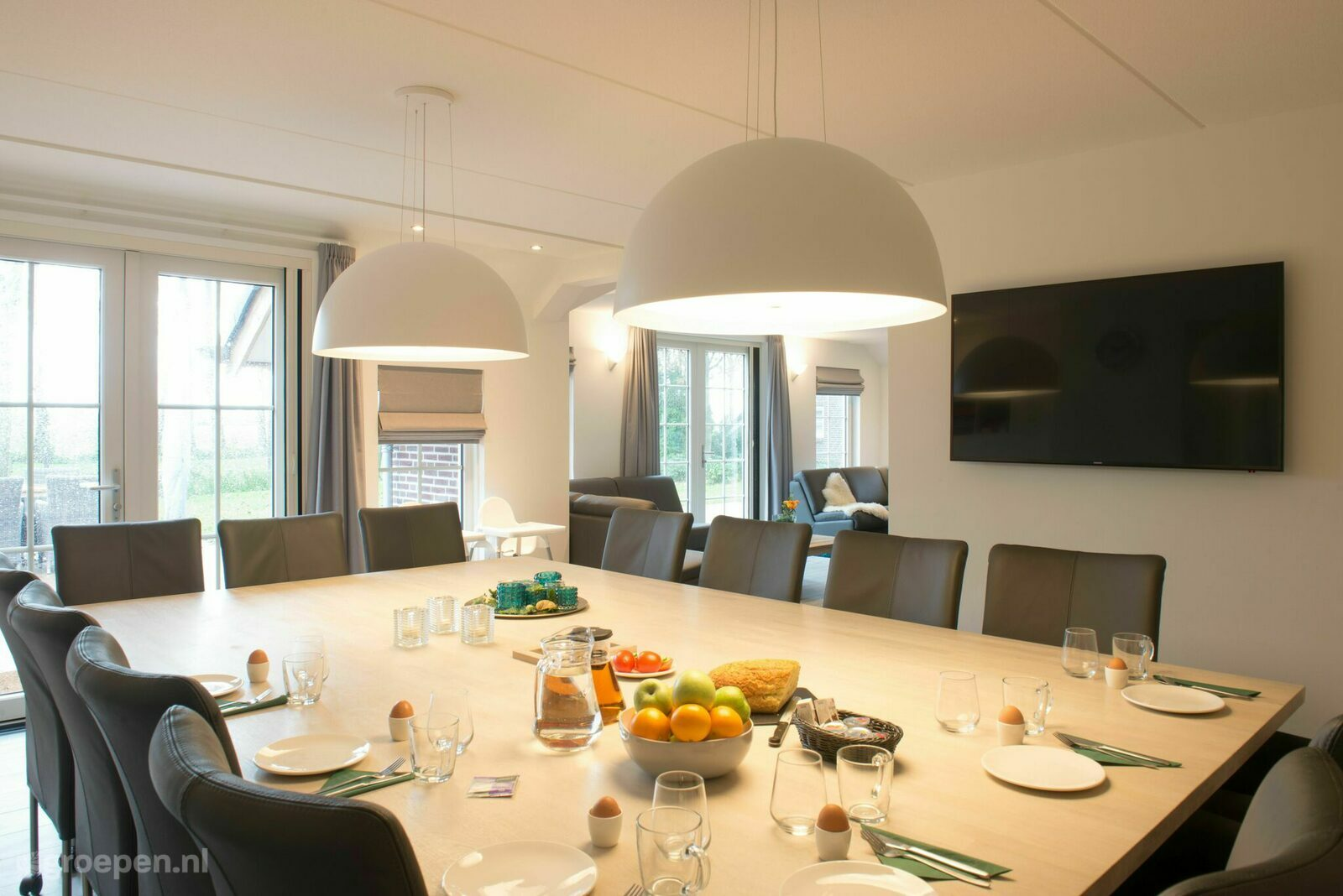 Group accommodation Hellendoorn