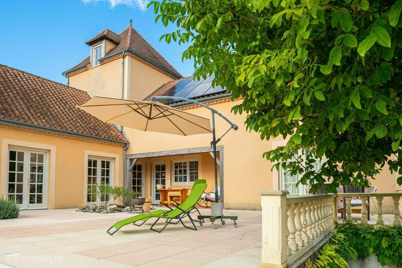 Group accommodation Clermont-de-Beauregard