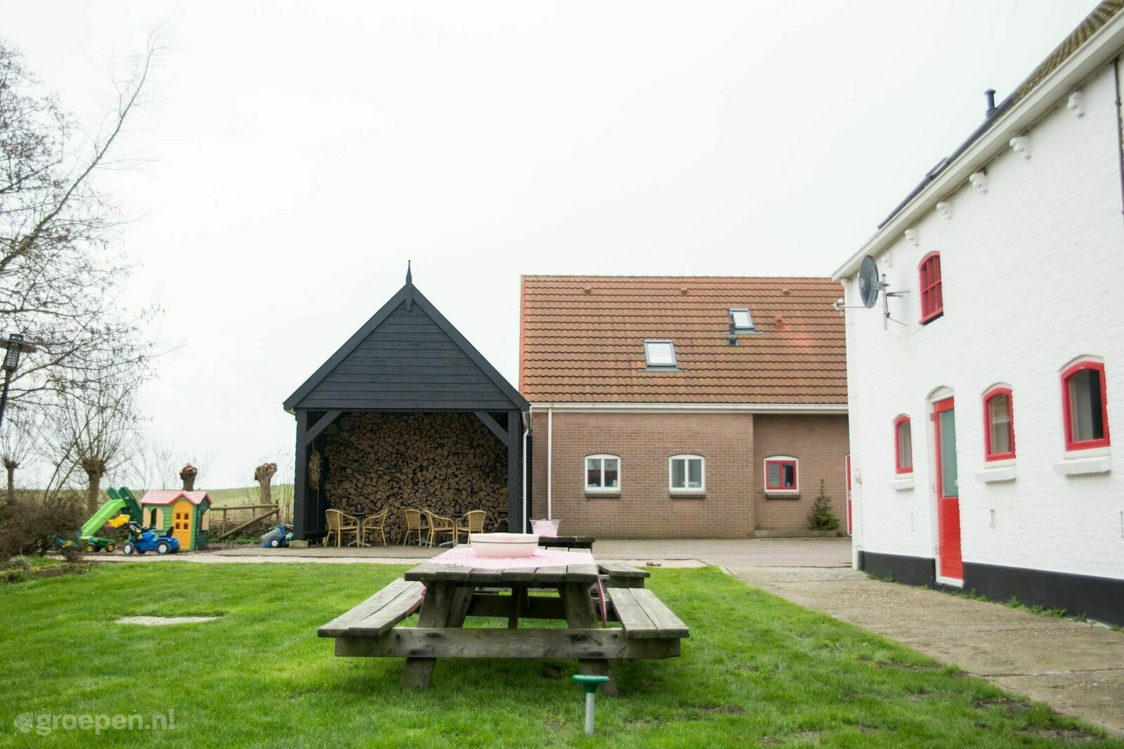 Group accommodation Zierikzee
