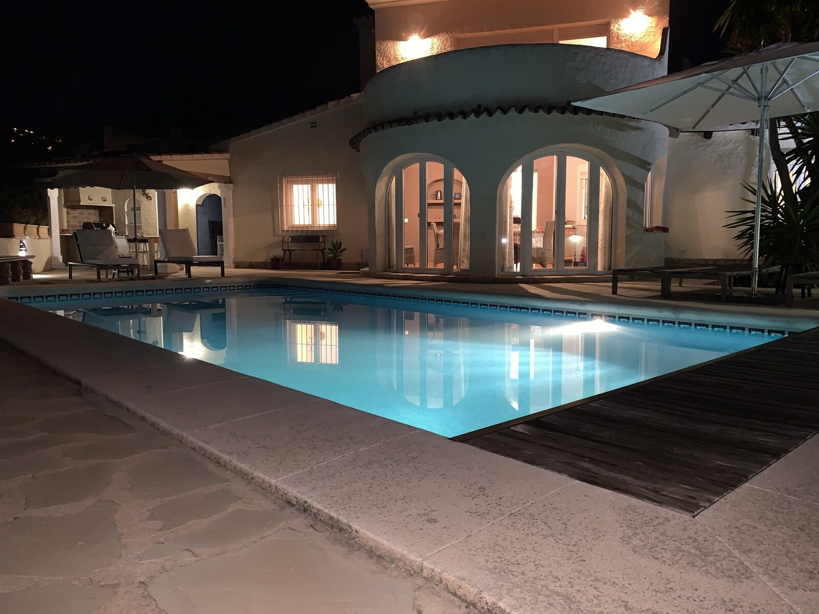 Villa Romantica Moraira | 8 personen