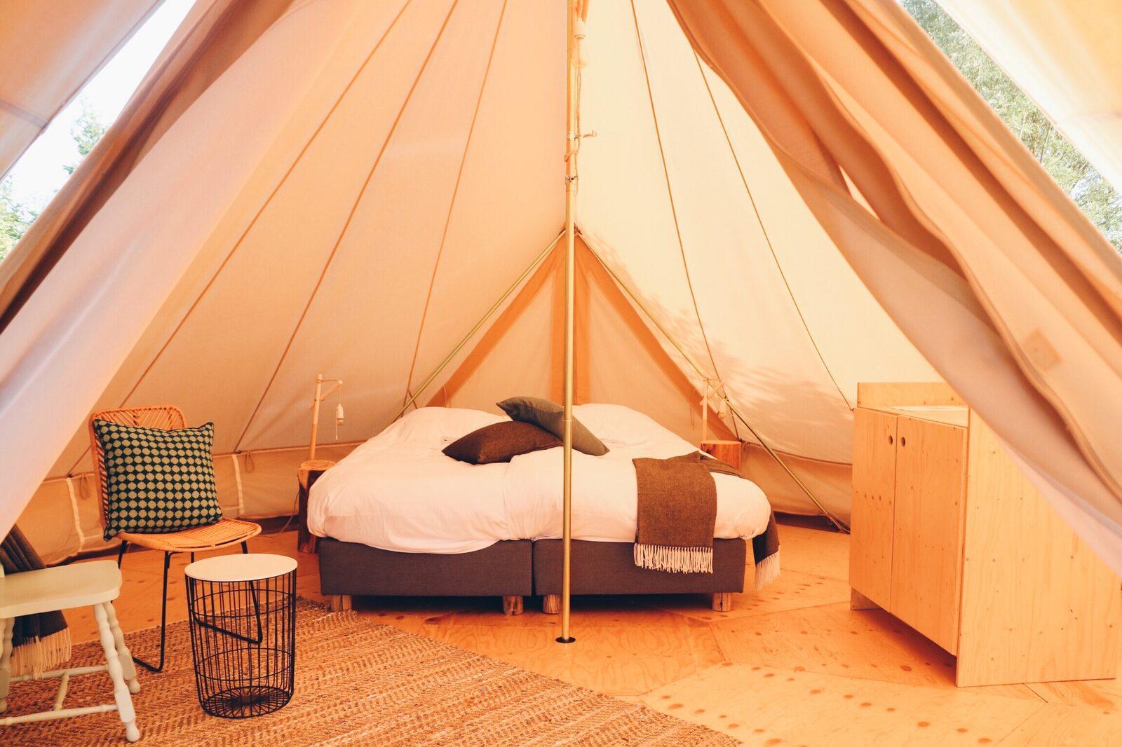 Zwier tent | BuitenThuis 'all-in' arrangement