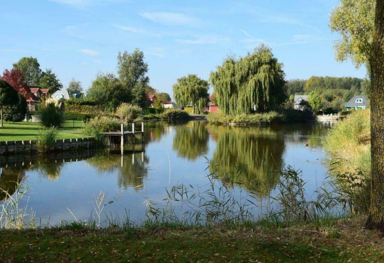 Frejus 116 - Kustpark Village Scaldia