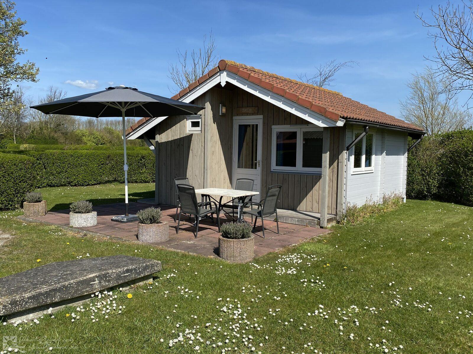 VZ277 Campingvilla Ellemeet