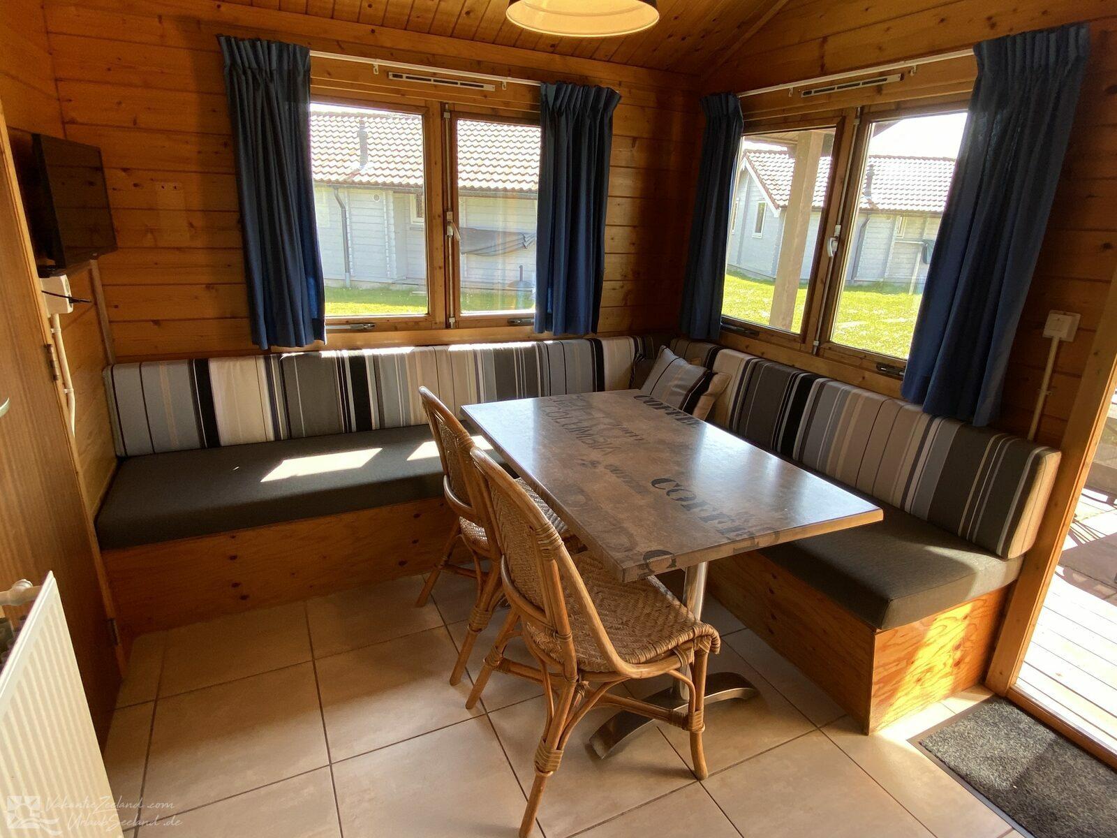 VZ277 Camping-Villa in Ellemeet