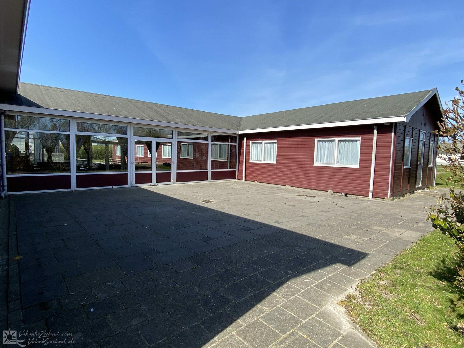 VZ271 Group accommodation Ellemeet