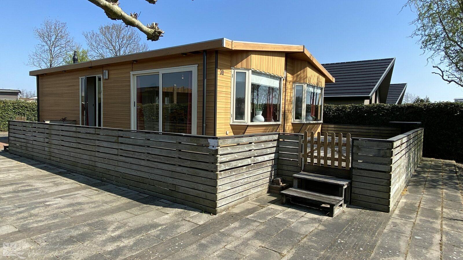 vakantiehuis Nederland, Zeeland, Sint-Annaland vakantiehuis VZ295 Chalet Sint-Annaland