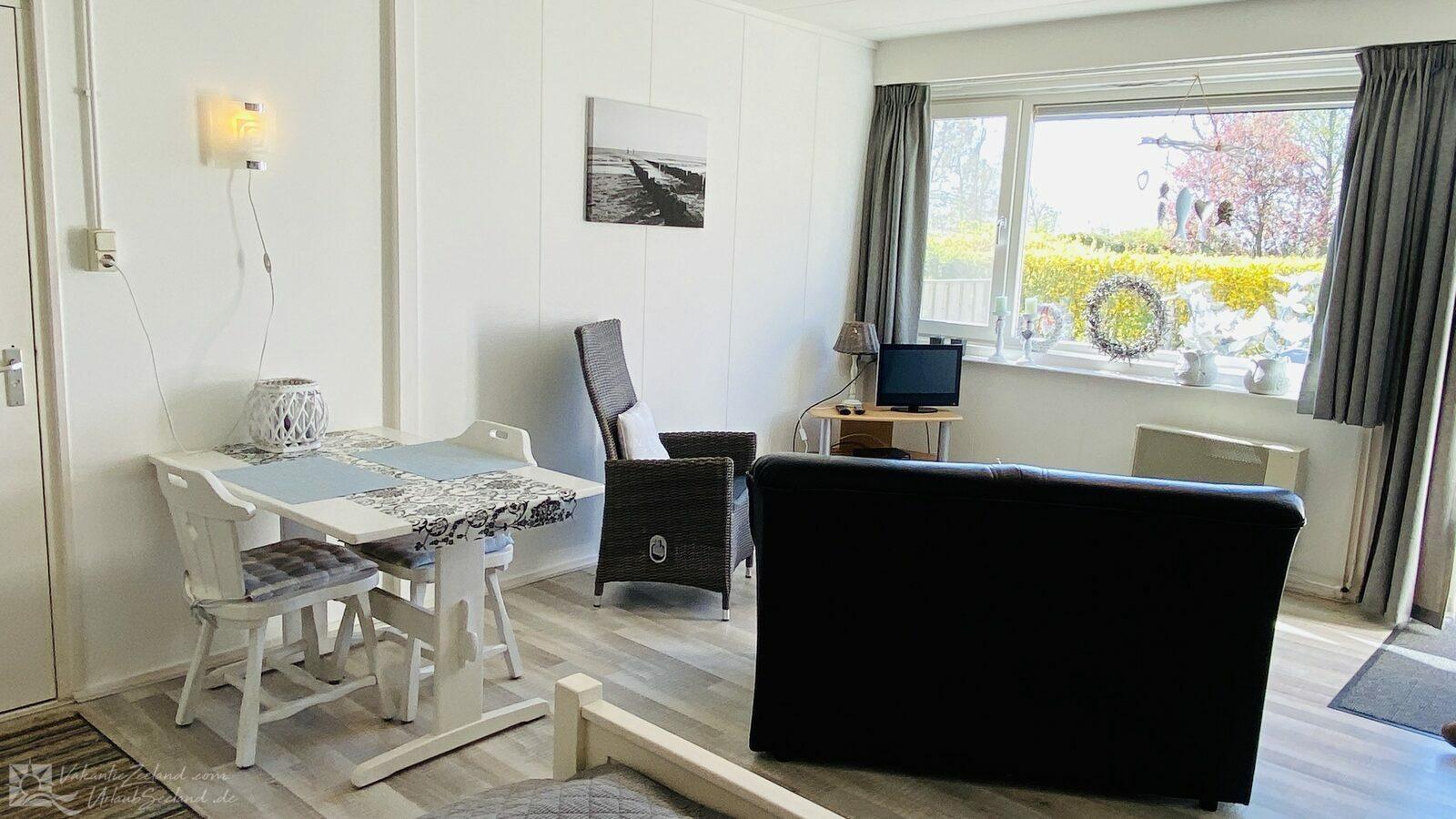 vakantiehuis Nederland, Zeeland, Vrouwenpolder vakantiehuis VZ176 Studio Vrouwenpolder