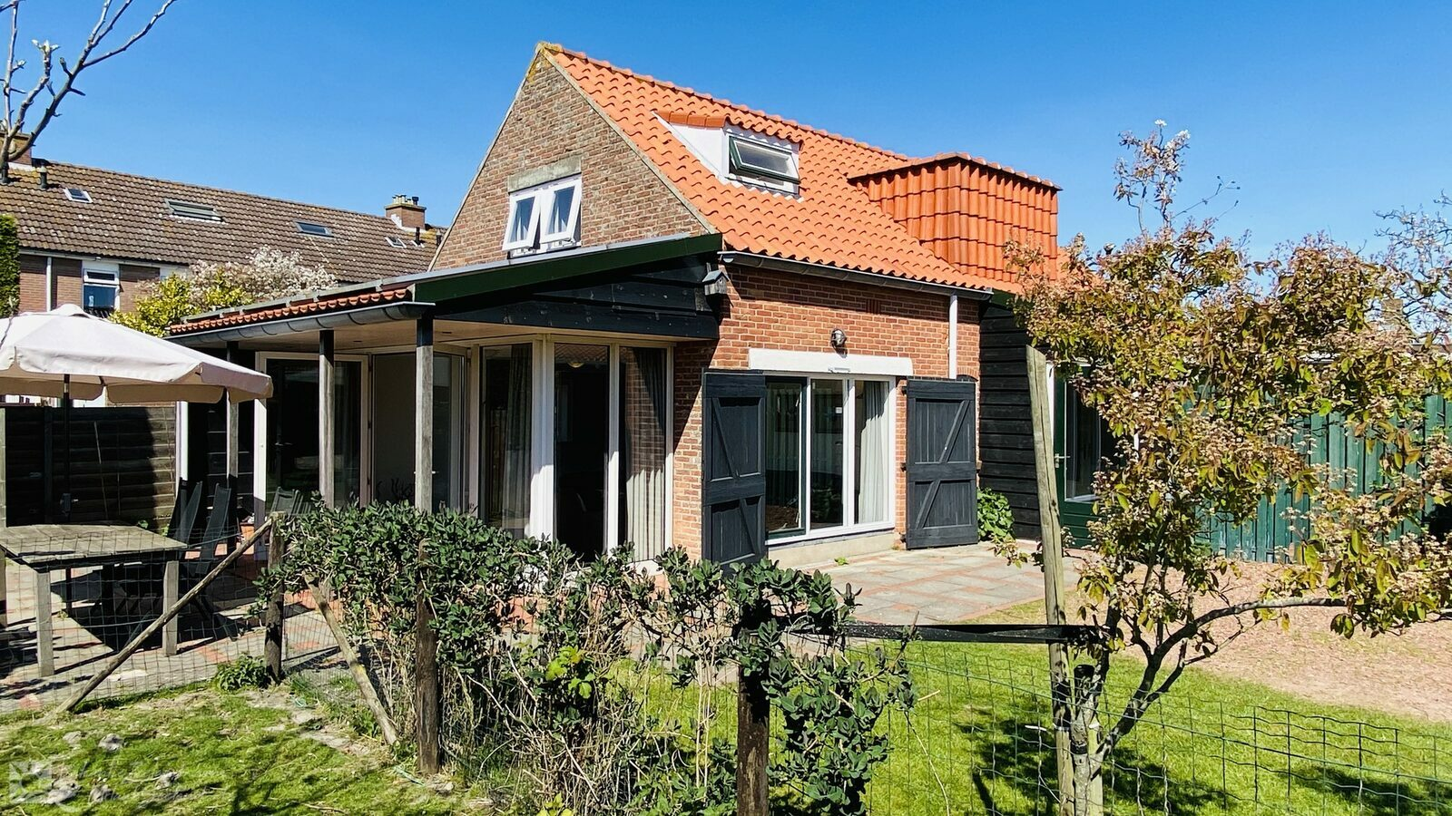 VZ173 Holiday home Aagtekerke